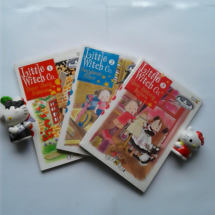 Foto Produk Buku Cerita anak Litte Witch set 1 2 3 Bentang belia dari Sahabat Buku Anak