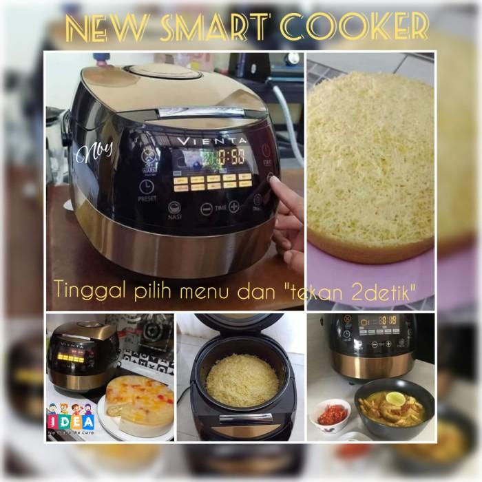 Jual Vienta New Smart Cooker Bukan Penanak Nasi Yang Umum Anda Temukan Atau Kab Padang Pariaman Azizah Asra Tokopedia