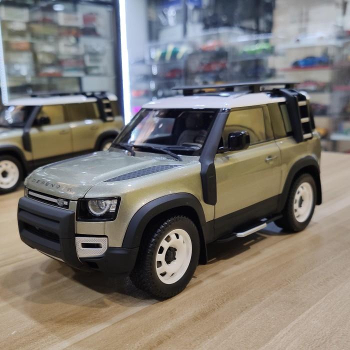 Jual Land Rover Defender 2020 Diecast 1 18 90 2doors Jakarta Utara Autospaces Tokopedia