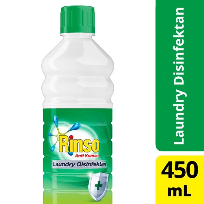 Foto Produk Rinso Laundry Disinfektan 450Ml dari Unilever Official Store
