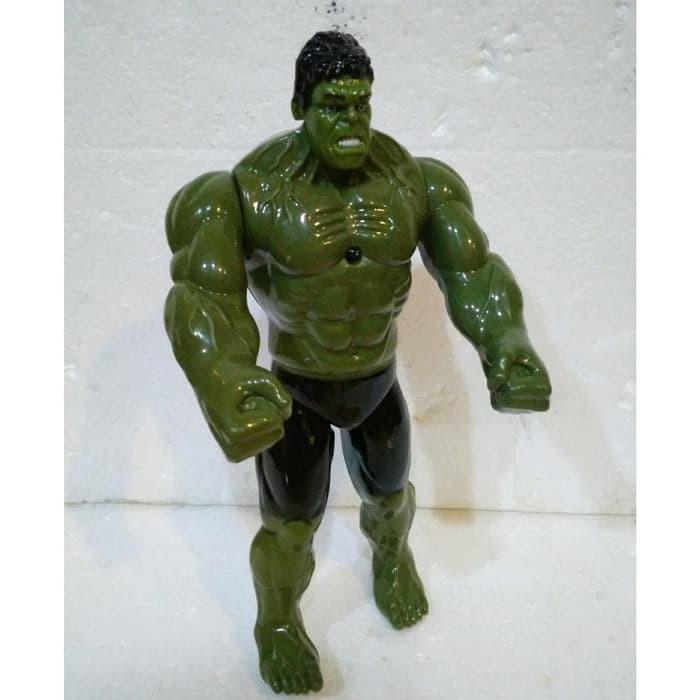 Foto Produk Mainan Robot Hulk Lampu Suara Kantong dari ANEKA MAINAN ONLINE