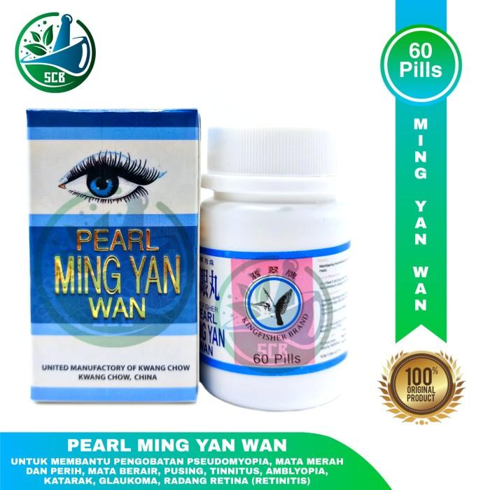 Foto Produk Pearl Ming Yan Wan ~ Obat Mata minus , vitamin mata , sakit mata dari Toko Obat SCB