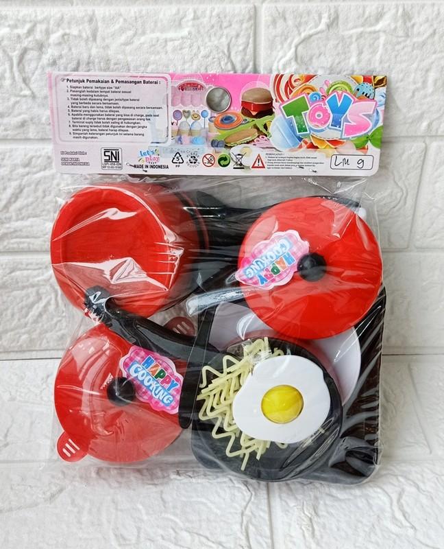 Foto Produk Mainan Masak Masakan Kitchen Set LM 9 dari ANEKA MAINAN ONLINE