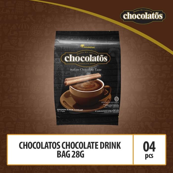 Foto Produk Chocolatos Chocolate Drink Bag -28g (DRINK7) dari GarudaFood
