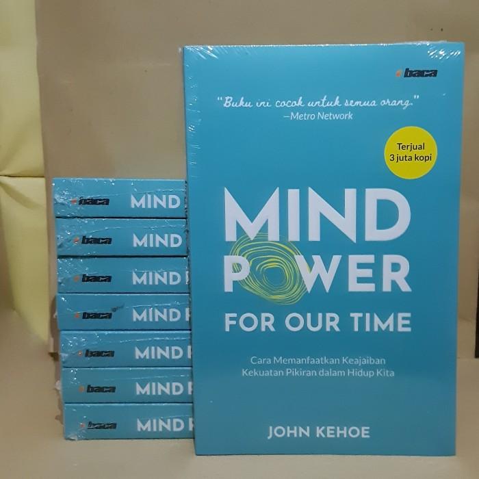 Foto Produk Buku Mind Power For Our Time John Kehoe dari Showroom Books