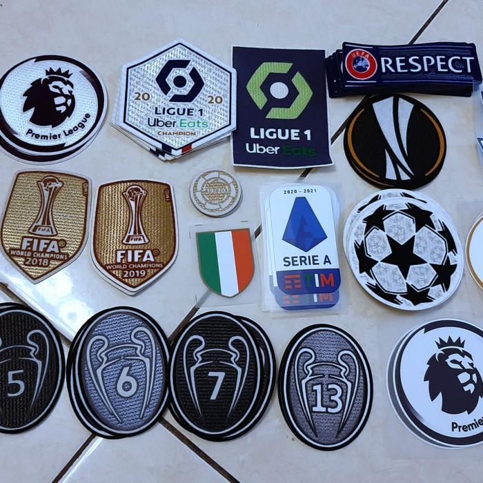 Jual Patch Jersey Emblem Liga Di Jual Terpisah Jakarta Selatan Lingfach Jersey Tokopedia