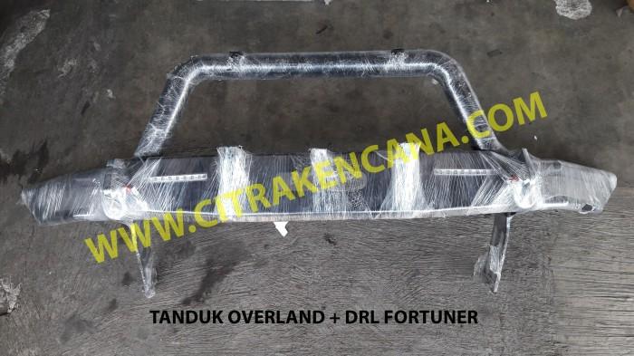 Foto Produk TANDUK OVERLAND + DRL FORTUNER dari CITRA KENCANA