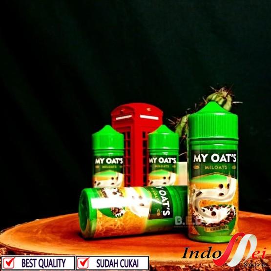 Foto Produk My Oats Miloats / Milo Oats 100ML by IDJ x Vaporking - Liquid Miloats dari Indomei Store