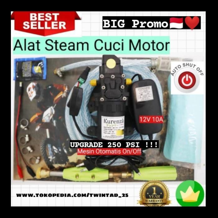 Foto Produk [ Cuci Gudang ] Termurah Ez Jet Pump Water Canon | Alat Semprot Air Cu dari Twinta Dellanov Ginting