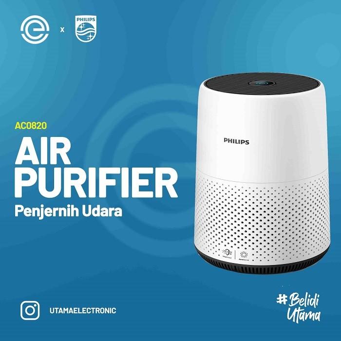 Foto Produk PHILIPS Air Purifier 22m - AC0820 dari UTAMA_ELECTRONIC