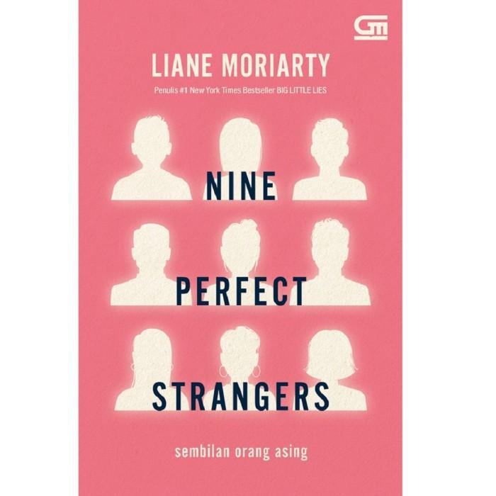 Foto Produk Buku Sembilan Orang Asing (Nine Perfect Strangers) dari Sahabat Buku Anak