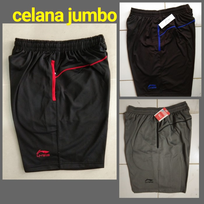 Foto Produk celana badminton jumbo celana bulutangkis 3XL 4XL dari kinan sport