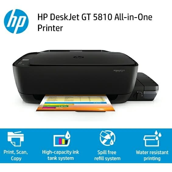 Jual Hp Deskjet Gt 5810 All In One Printer Second Jakarta Selatan Super Store 123 Tokopedia
