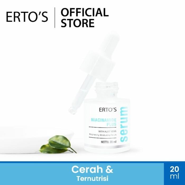 Foto Produk Niacinamide Plus Serum dari Erto's Official Shop