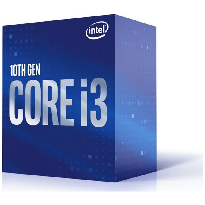 Foto Produk Intel Processor Core i3-10100F BOX dari silicon ONE Computer