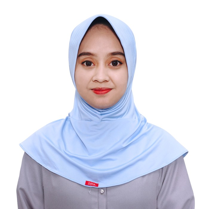 Jual Zoya Bergo Office Powder Blue Jakarta Timur Zoya Tokopedia