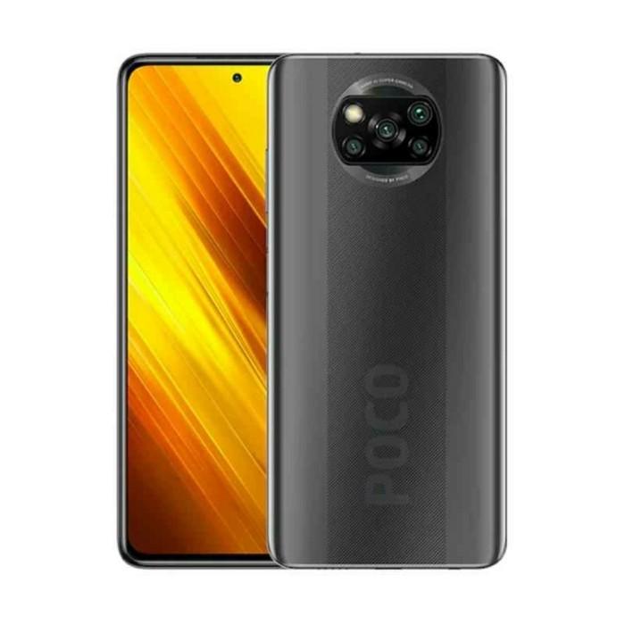 Jual Xiaomi POCO X3 NFC Smartphone - Hitam, RAM6 - Kota Surabaya -  www.ucilcell | Tokopedia