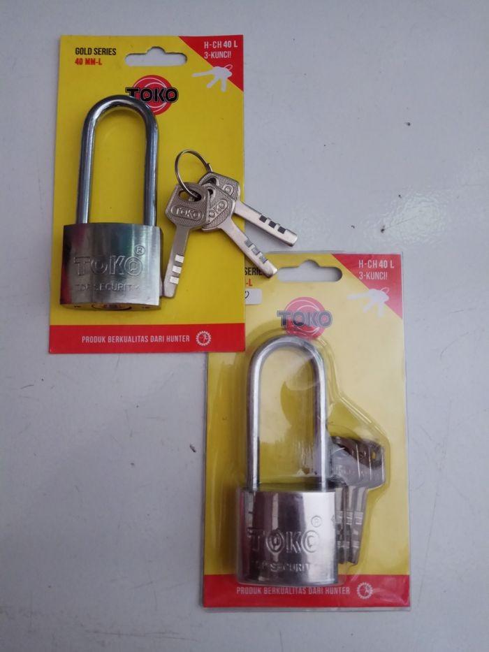 Foto Produk Gembok Toko Leher Panjang Ukuran 40 dari good_price store 2