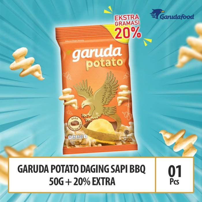 Foto Produk Garuda Potato Daging Sapi BBQ dari GarudaFood