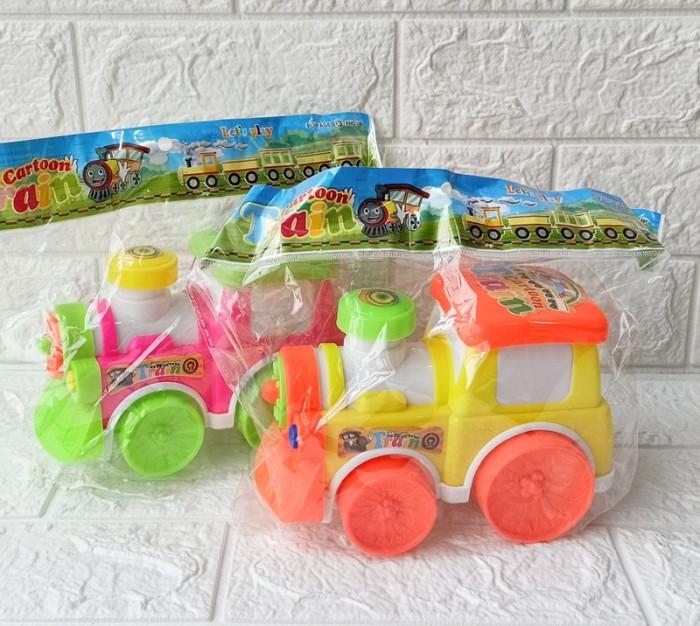 Foto Produk Mainan Anak Kereta Tarik LAMPU No.LT68 dari ANEKA MAINAN ONLINE