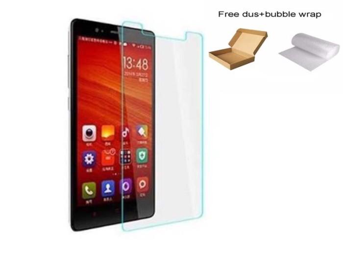 Foto Produk Xiaomi Redmi Note 2 Tempered Glass Screen Protector Anti Gores dari Sentosa Jaya Selalu