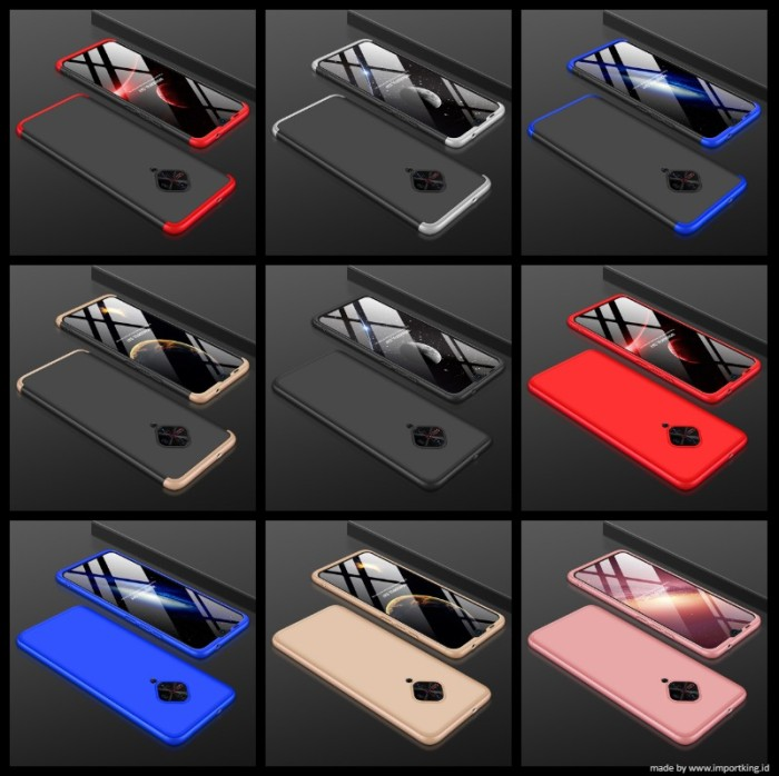 Foto Produk Vivo s1 pro protection slim matte case dari importking