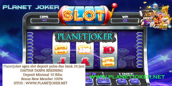 Jual Bandar Slot Online Deposit Bank Bri 24 Jam Kota Semarang Planet Joker Slot Tokopedia