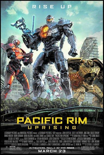 Jual Dvd Film Pacific Rim Uprising 2018 Kab Karawang Dvd Movie Update Tokopedia