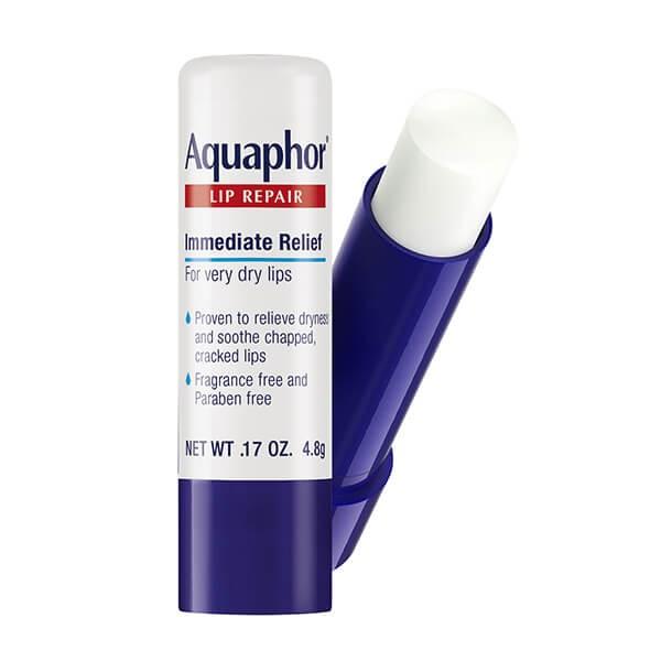 Foto Produk Aquaphor Lip Repair Stick Lip Balm, Immediate Relief for Very Dry Skin dari Winnie's Stores