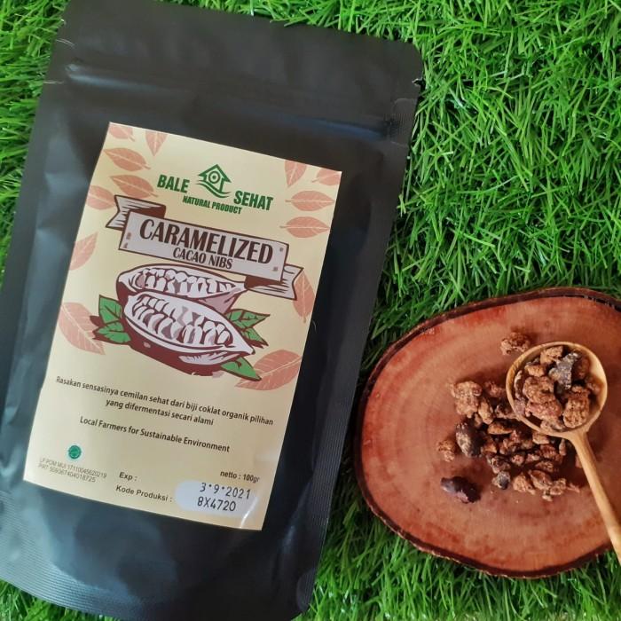 Foto Produk Caramelized Cacao Nibs dari Bale Sehat
