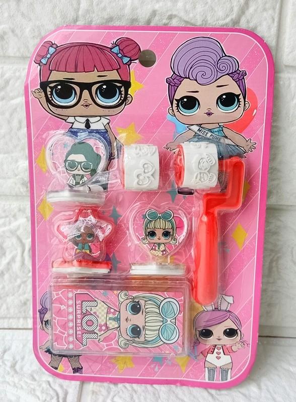 Foto Produk Mainan Stempel Anak LOL dari ANEKA MAINAN ONLINE