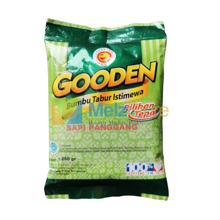 Foto Produk Gooden Bumbu Tabur Sapi Panggang 250gr dari MelzCorp