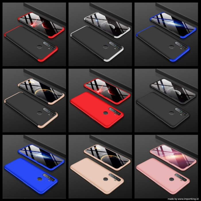 Foto Produk Realme 5 protection slim matte case dari importking