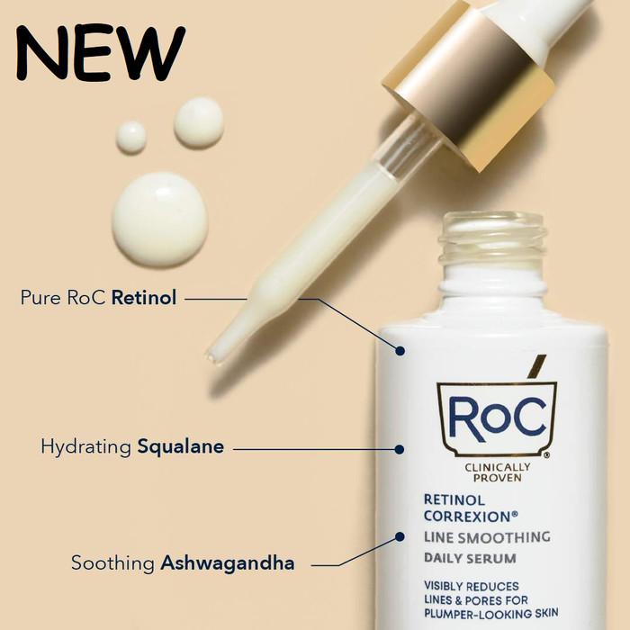 Foto Produk RoC Retinol Correxion Line Smoothing Retinol Serum for Pores Fine Line dari Winnie's Stores