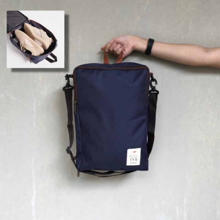 Foto Produk TFG TAS OLAHRAGA SHOES BAG 401 BLUE dari TFG (Taylor Fine Goods)