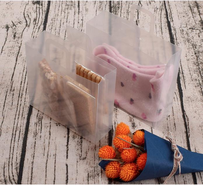 Foto Produk kantong mika 14, kantong bunga , kantong hadiah , kantong cookies dari KAYO