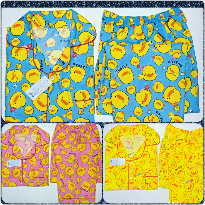 Foto Produk piyama katun / piyama cp / baju tidur / piyama karakter dari MR Colection Bandung