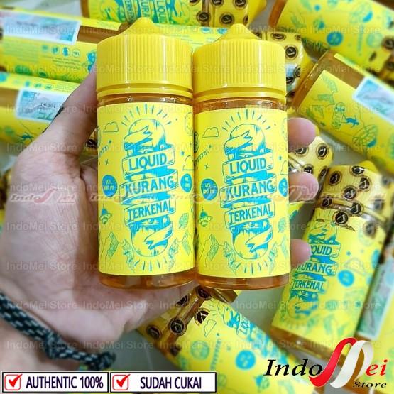 Foto Produk LIQUID KURANG TERKENAL 100ML BY INDONESIAN JUICES X JEBRAKS E-LIQUID - TIDAK PILIH NIC dari Indomei Store