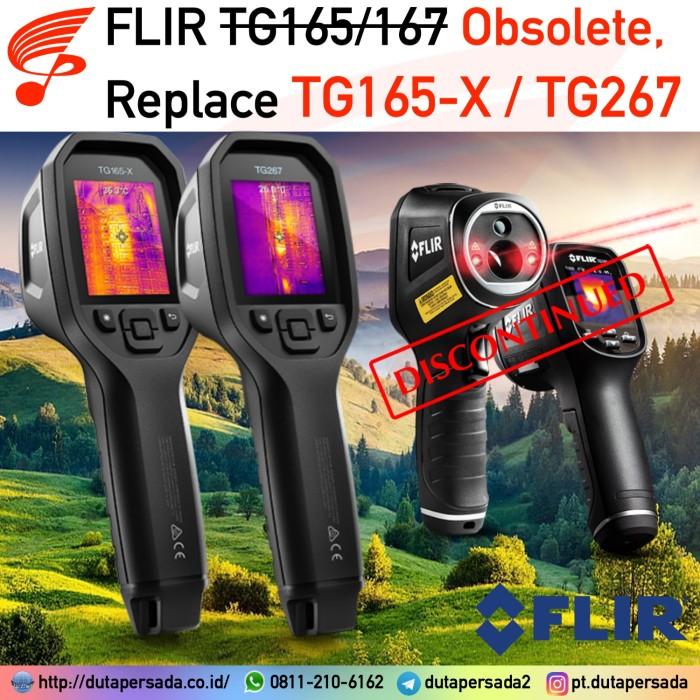 Foto Produk Flir TG165 Thermal Imaging Camera dari DUTA PERSADA Instruments
