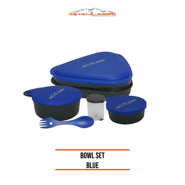 Foto Produk dhaulagiri bowl set biru dari Dhaulagiri official