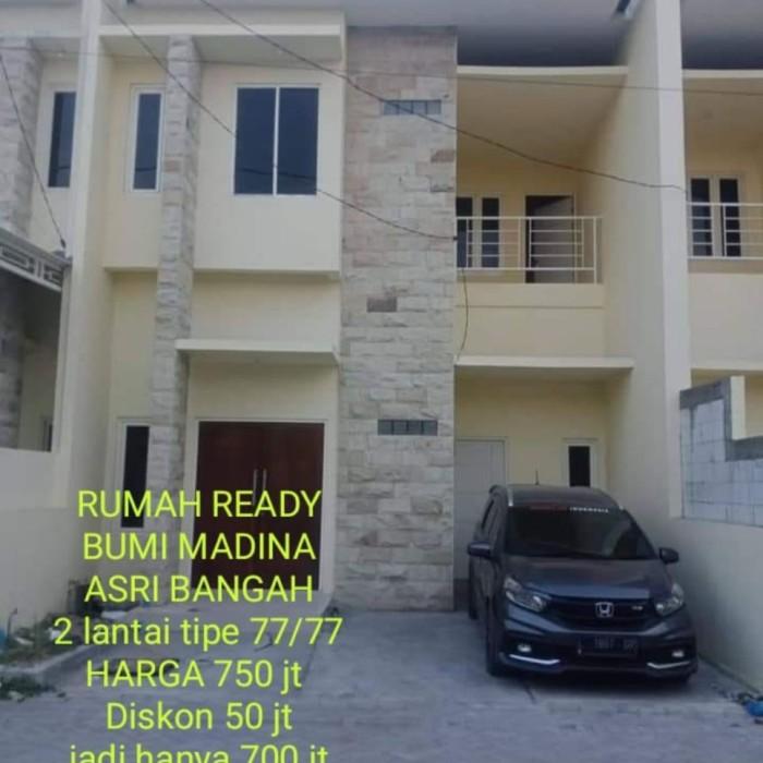 Foto Produk Rumah murah 2 lantai dekat Bungurasih dari nyaman asri properti