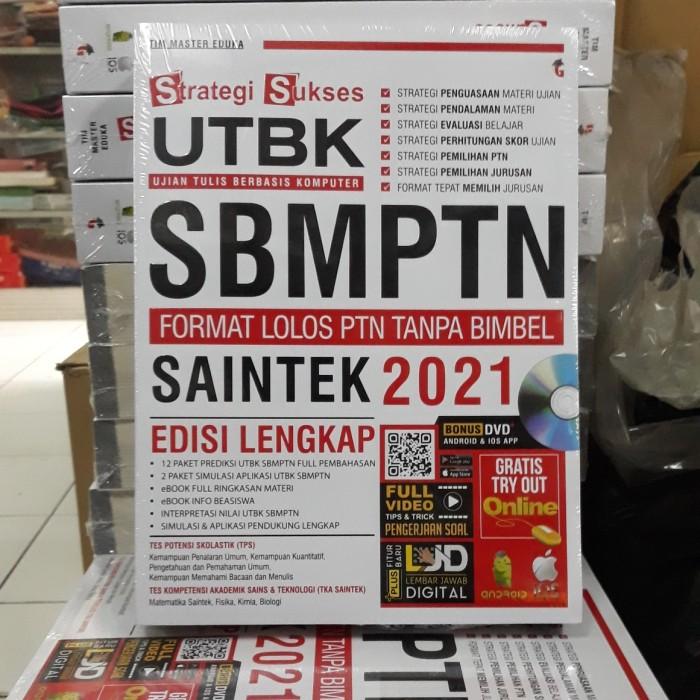 Jual Buku Strategi Sukses Utbk Sbmptn Saintek 2021 Kota Bandung Menara Ilmu Palasari Tokopedia