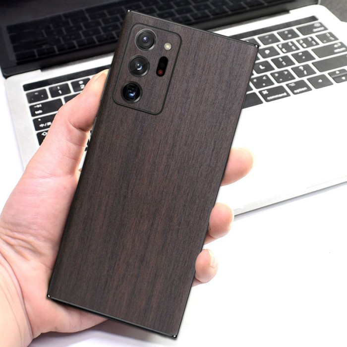 Foto Produk Oak Wood 3M Skin for Samsung Galaxy Note 20 Ultra dari Noted Case