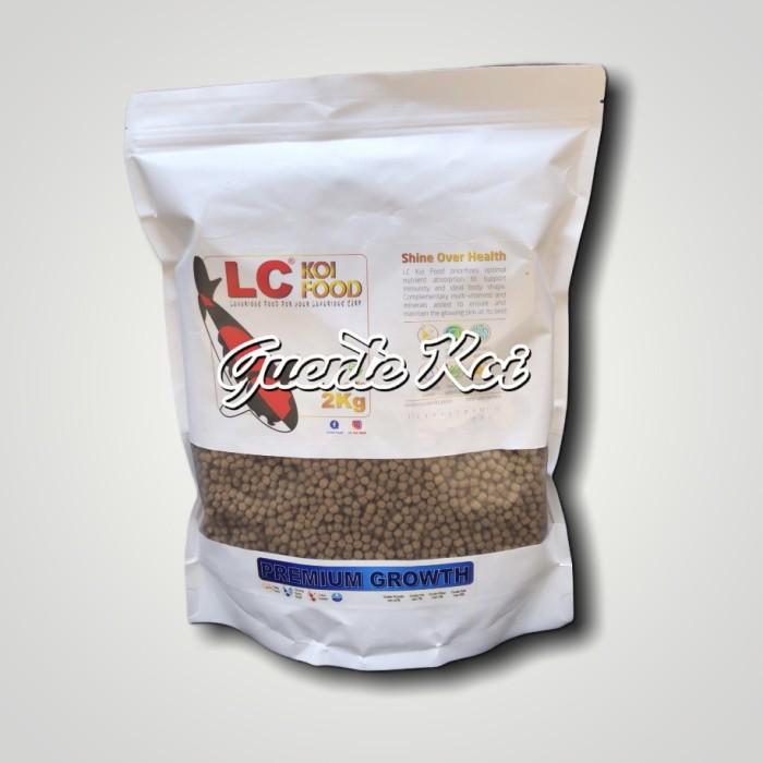 Jual Pakan Ikan Koi Pakan Koi Lc Koi Food Premium Growth Ukuran M 5mm Jakarta Timur Guente Koi Tokopedia