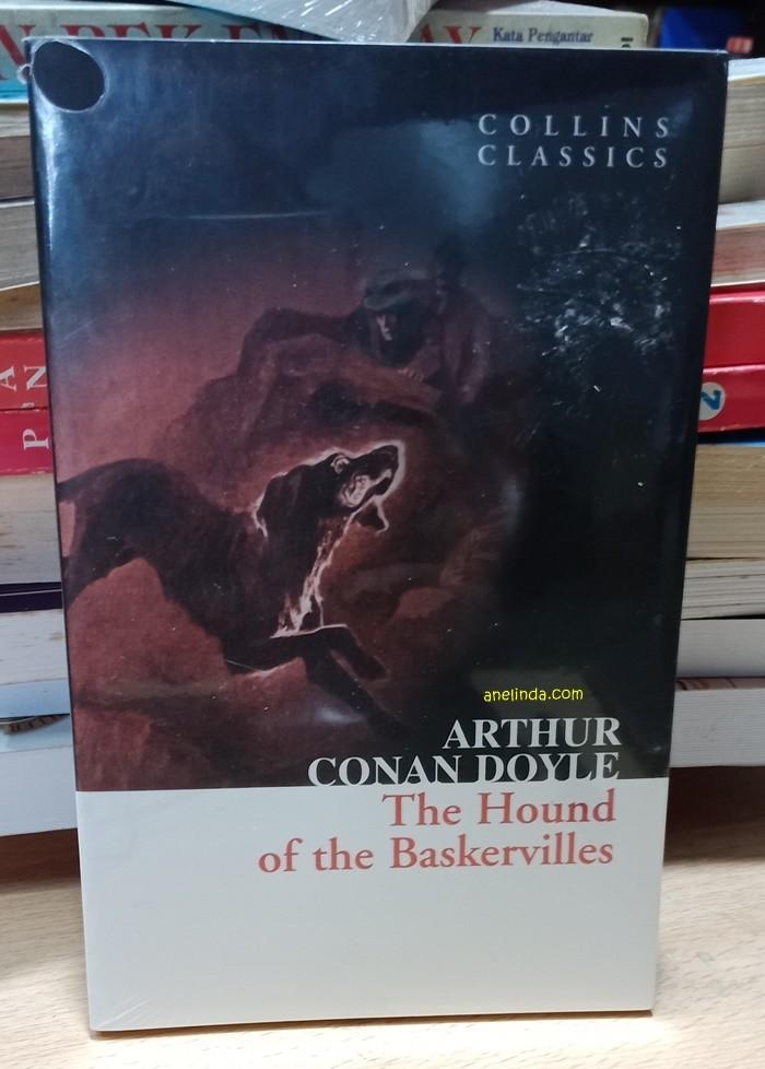 Foto Produk THE HOUND OF THE BASKERVILLES - ARTHUR CONAN DOYLE (COLLINS CLASSICS) dari Anelinda Buku Klasik