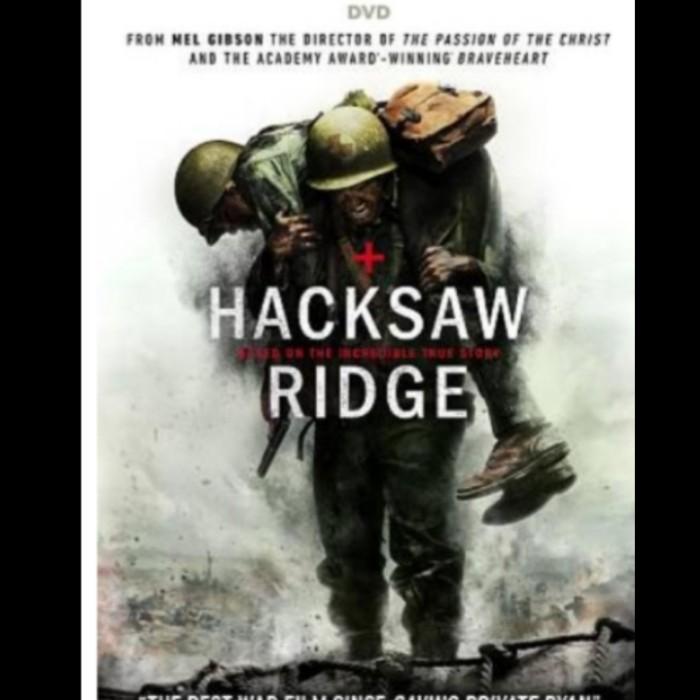 Jual Dvd Film Hacksaw Ridge Jakarta Barat Yantithea Tokopedia