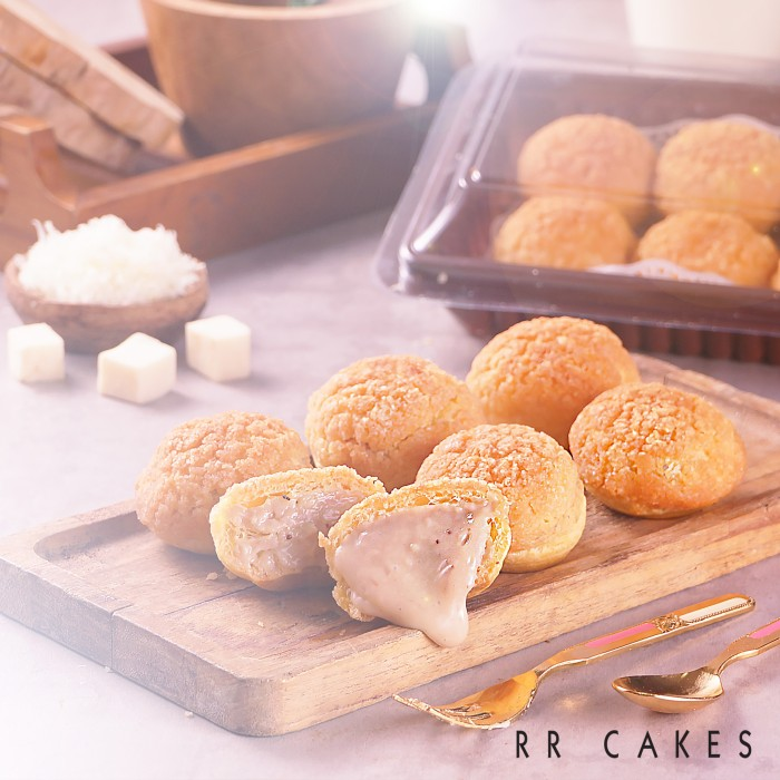 Foto Produk Choux Pastry - Vanilla dari RR CAKES