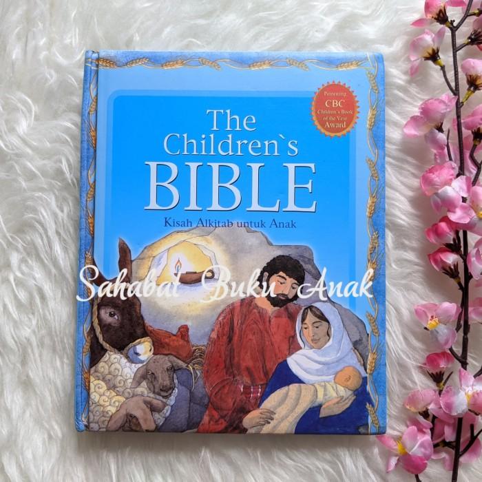 Foto Produk Buku The Children's Bible Kisah Alkitab untuk Anak Erlangga dari Sahabat Buku Anak