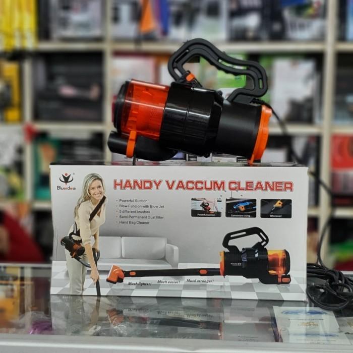 Foto Produk Handy Vacum Cleaner / Penyedot Debu Rumah Dan Mobil / Vacuum dari Vintaco