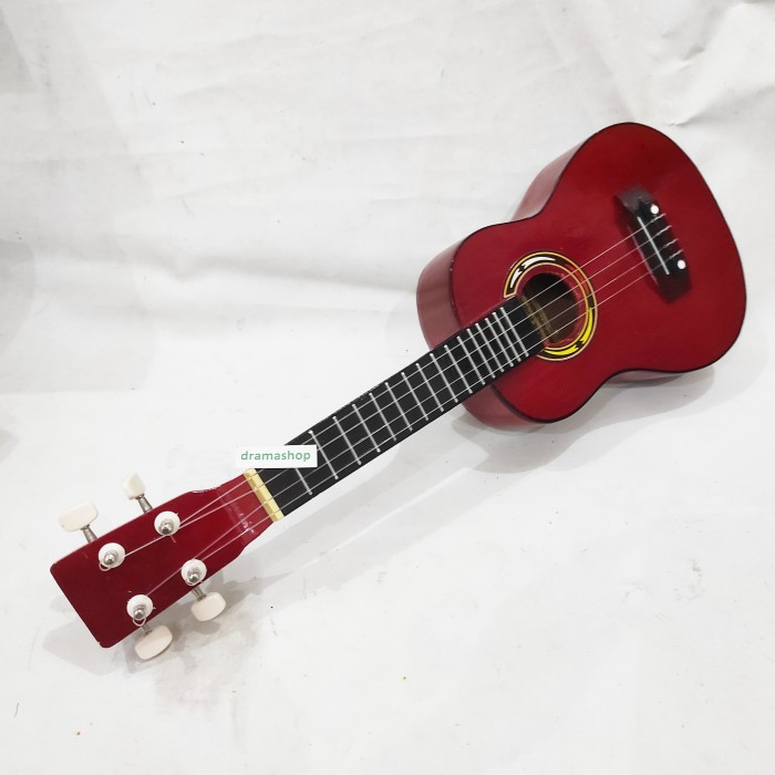 Foto Produk Gitar ukulele kecil Mainan anak dari dramashop